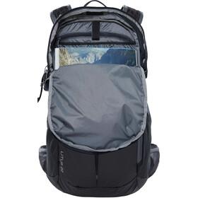 The North Face Litus 22-RC Backpack asphalt grey/tnf black